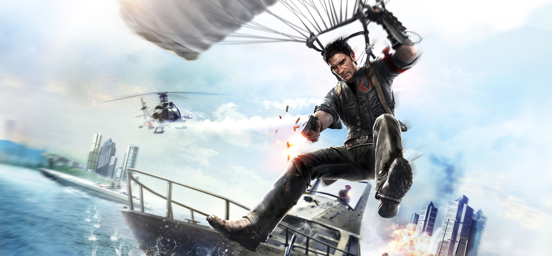 Top 10 Just Cause 2 Mods of All Time